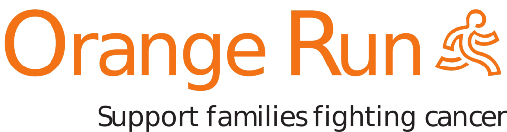 Orange Run logo transparent